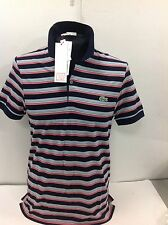 LACOSTE L!VE Genuine Short Sleeves Polo Shirt, Size 3/S (UltraSlim fit).
