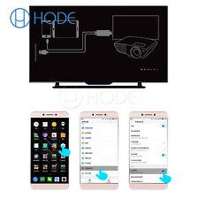 1080P HDTV con HDMI AV TV Cable Adaptador Mhl Micro Usb Iphone Galaxy X S5 Reino Unido