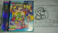 Jeu nes Nintendo game boy color GBC GALLERY 2 GAME & WATCH / V EUR / TBE