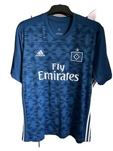 HSV Trikot Grösse XL Blau Nr. 9 Papadopoulos