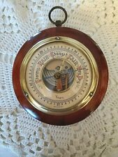 Vintage Barometer-Vega-West Germany