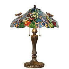 Edele Tischlampe im Tiffany Stil 52x65cm Tiffanylampe NEU!