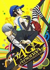 PERSONA4 THE GOLDEN 5-JAPAN DVD L60