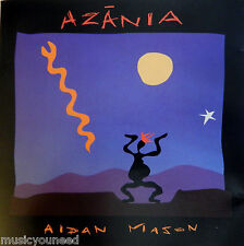 Aidan Mason - Azania (CD,1995, Alma Records) Smooth Jazz - VG+++ 9.5/10