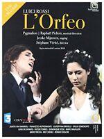 Luigi Rossi: L Orfeo Pygmalion Pichon Mijnssen [Blu-Ray]+[DVD]