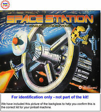 1987 Williams Space Station Pinball Tune-up Kit
