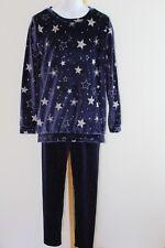 Gymboree Winter Star Girls Size L 10-12 Velour Top Leggings NWT NEW Set Navy
