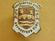 More details for vintage enamel badge chelmsford city football supporters club badge