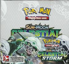 Pokemon Celestial Storm Booster Box Factory Sealed! FREE US Shipping