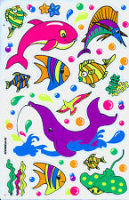 PL028 Stickers Sheet - Fish - Decal Sticker Tuning Deco