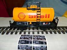 LGB 40402 Kesselwagen Shell
