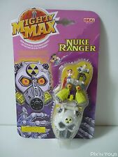 MIGHTY MAX / Horror Heads - Nuke Ranger / Bluebird [ Neuf sous blister ]