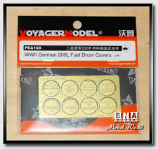 Voyager Models 1/35 WWII German 200L Fuel Drum Covers