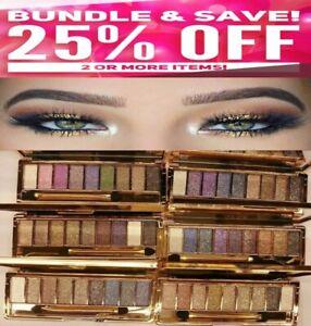 Diamond 9 palette colours Glitter Sparkle Eyeshadow Makeup Eye shadow Set