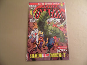 Savage Dragon #84 (Image Comics 2001) Free Domestic Shipping
