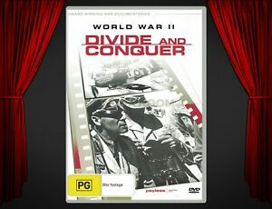 DVD Documentary   Divide And Conquer (2004)   France / England / Nazis