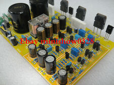 Power amplifier board FET input, MOS FET output 2SK1058 + 2SJ162