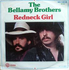 "7"" 1982 RARE ! BELLAMY BROTHERS : Redneck Girl /MINT-?"