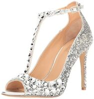 Jewel Badgley Mischka Womens Conroy Dress Sandal- Pick SZ/Color.