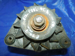 BMW E12 528i M30 E21 320i M10 Engine E24 633CSi 55 AMP Alternator Part 1277504 H