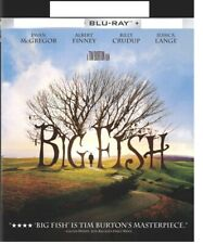 Big Fish Blu-ray disc Only, Please read