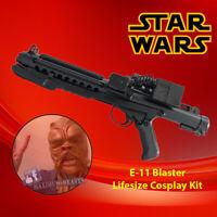 Star Wars  - Stormtrooper's E-11 Blaster Rifle -  Cosplay Kit - Full Size