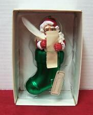 Department 56 North Pole Series Noel Ornament #18431