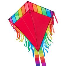 CIM Kinder-Drachen Maya Eddy Red Flugdrachen drachenfliegen inkl. Drachenschnur