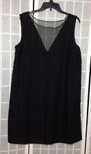"Avon  Mark ""Day After Day ""Little Black Dress Size XXL"