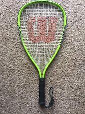 Wilson (Express) - Racquetball Racquet - Titanium - Xs-3 7/8