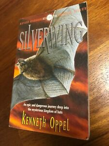 Silverwing by Kenneth Oppel (English) Paperback Book Free Shipping!