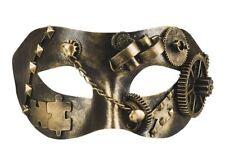 Steampunk Eye Mask Unisex Venetian Masquerade Ball Fancy Dress