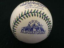 1998 ALL STAR Game Baseball @ Colorado Rockies (M)