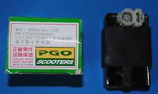 boitier CDI d'origine PGO BugRider 200 réf.P5-66G0110002neuf
