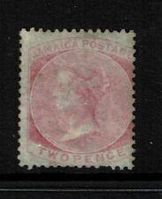 Jamaica SG# 2a, Mint No Gum, Hinge Remnant, Creased - S1338