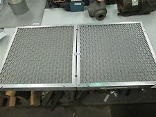 """Flanders Washable Filter Cal No. 10-60 SM 17-1/2""""x16-1/2""""x1-3/4"""" Lot of 2 (New)"""