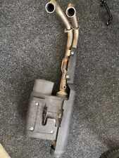 Kawasaki Vulcan s Auspuff Krümmer