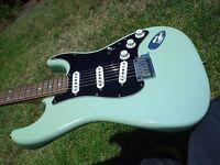 Fender Custom Shop Stratocaster Closet Classic Pro Relic Aged Sonic Blue w/ COA