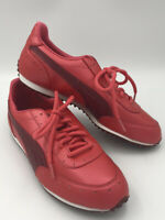 NEW Women's Puma Golf Cat 2 Rouge Red Spikeless Golf Shoe Size 9 New In Box