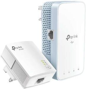 TP-Link TL-WPA7517 KIT AV1000 Gigabit Powerline ac Wi-Fi Extender Kit UK