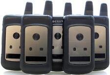 Lot of 5 Motorola i576 Unlocked IDEN Direct Talk Cell Phones Iconnect, Grid,