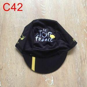Bicycle Cap Sunscreen Headwear New Men And Women Cycling Cap Free Size