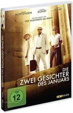 Die zwei Gesichter des Januars  DVD