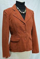 J. Jill J. JJill J Jill blazer Light  jacket 100% brushed cotton coat SZ 2 S NEW