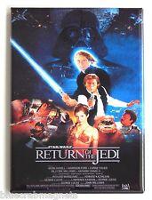 Star Wars: Return of the Jedi FRIDGE MAGNET (2.5 x 3.5 inches) movie poster