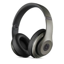 BRAND NEW BEATS BY DRE STUDIO 2 Bluetooth Wireless HEADPHONES - TITANIUM