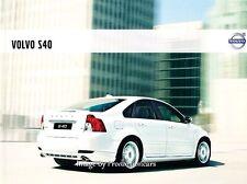 2009 Volvo S40 38-page Original Car Sales Brochure Catalog - T5 AWD