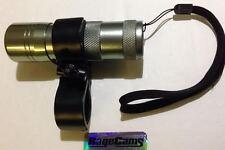 12 IR LED INFRARED NIGHT VISION ILLUMINATOR GUN MOUNT FOR CONTOURROAM HD CAMERA