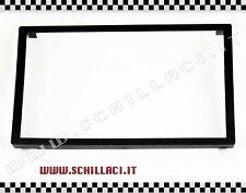 C2DIN CORNICE DOPPIO DIN UNIVERSALE 110x188 mm cornicetta frame autoradio2 DIN