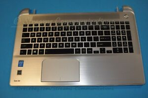 "TOSHIBA Satellite S55T-B5273NR 15.6"" Laptop Palmrest + B/Lit Keyboard"